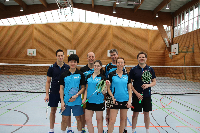 Psv Reutlingen Badminton
